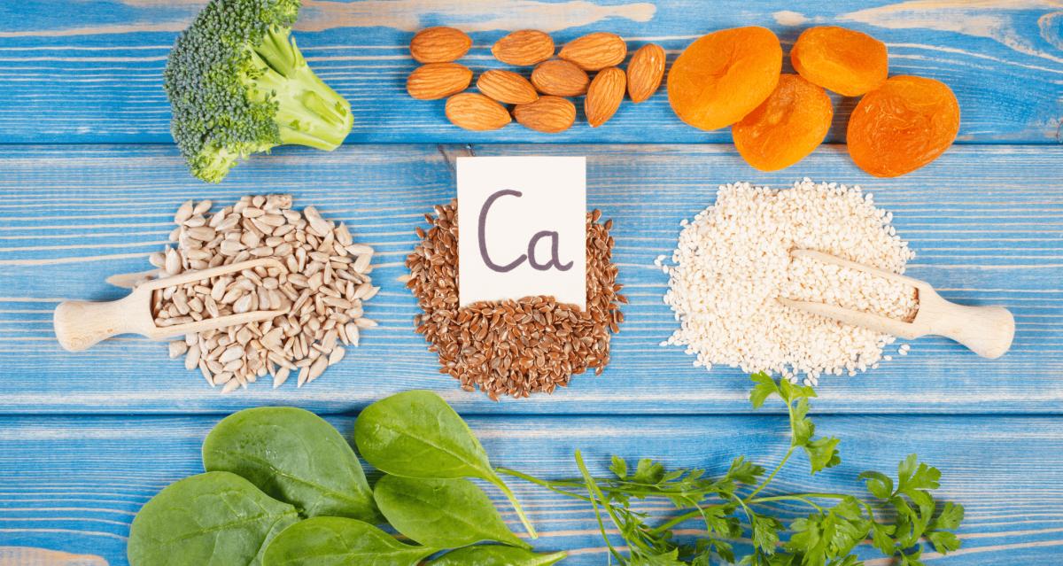 Calcium intakes among Australian women: Geelong ...